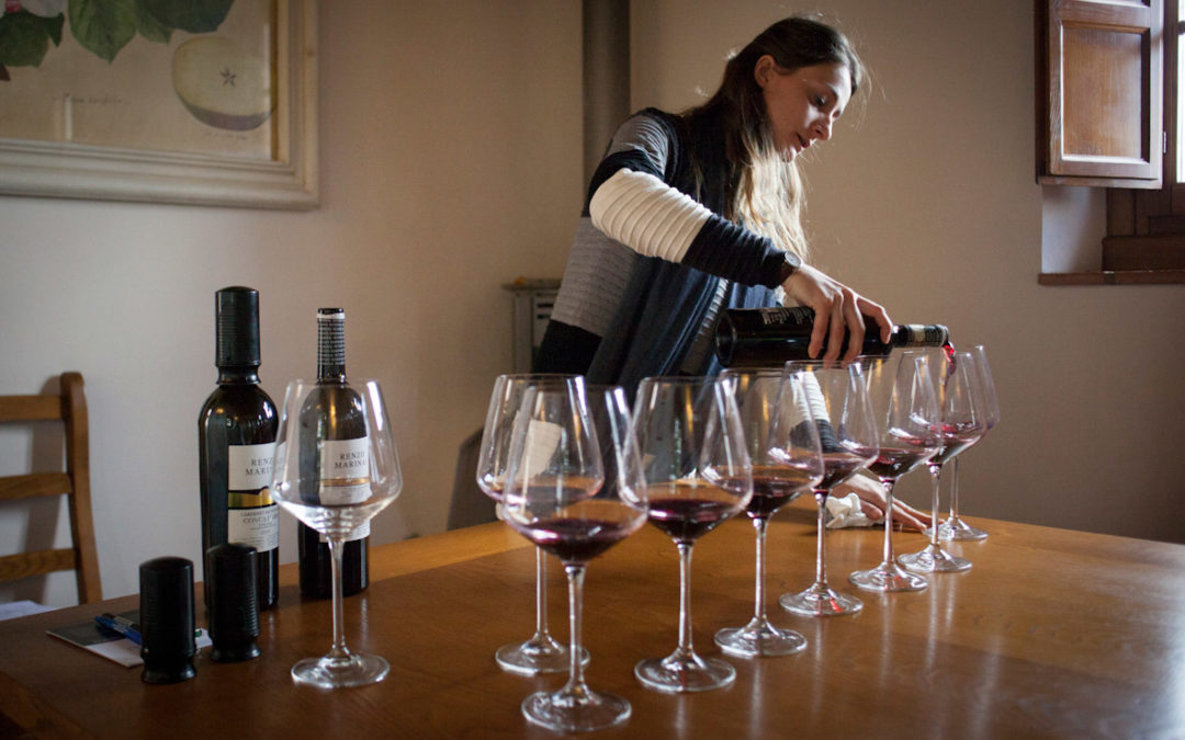 12 Tips on Wine Tasting